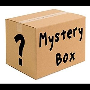 A mystery box of various women's purses assortment